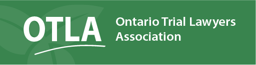 Ontario Trial Lawyers Association